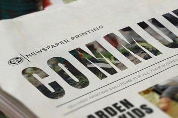 Community Newspaper Printing