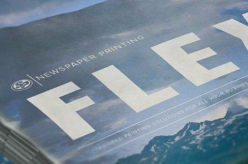 Flexy Newspaper Printing
