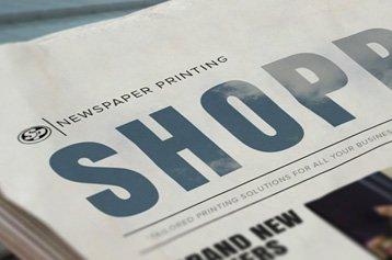 Shopper Newspaper Printing